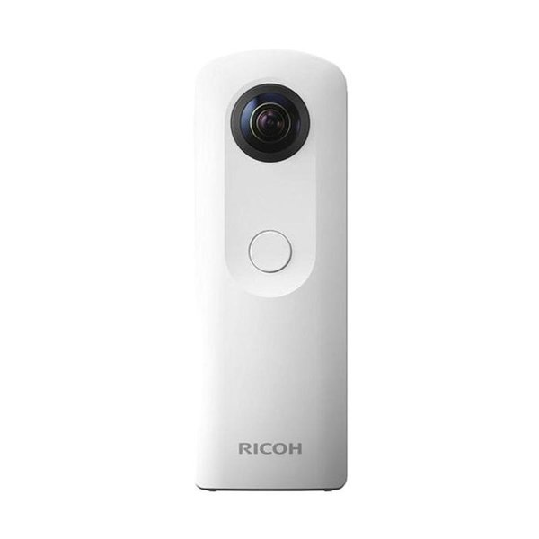 BEST PRO Sale Ricoh Theta Sc Kamera Digital White