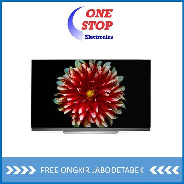LG 4K UHD OLED Smart TV 65 Inch - OLED65E7T