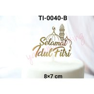 Jual Produk Tulisan Selamat Idul Fitri Masjid Murah Dan Terlengkap