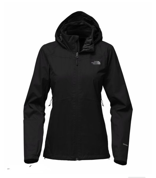jaket gunung original the north face type resolve plus