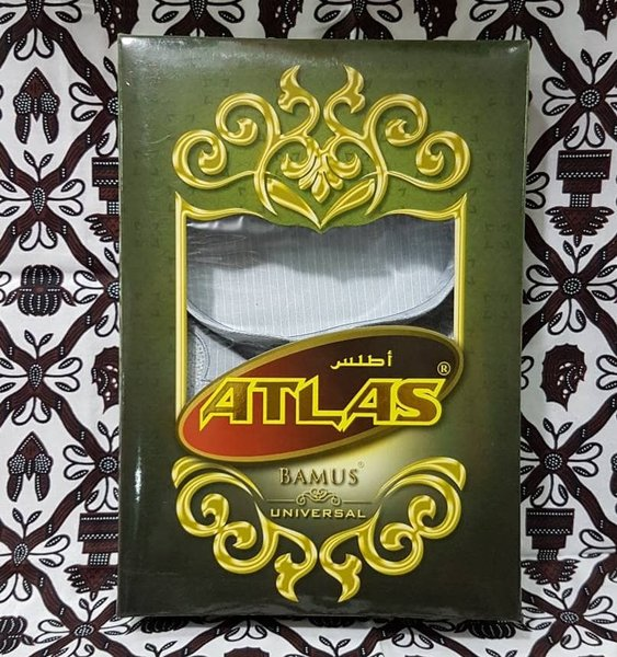 Baju Koko Bamus Atlas