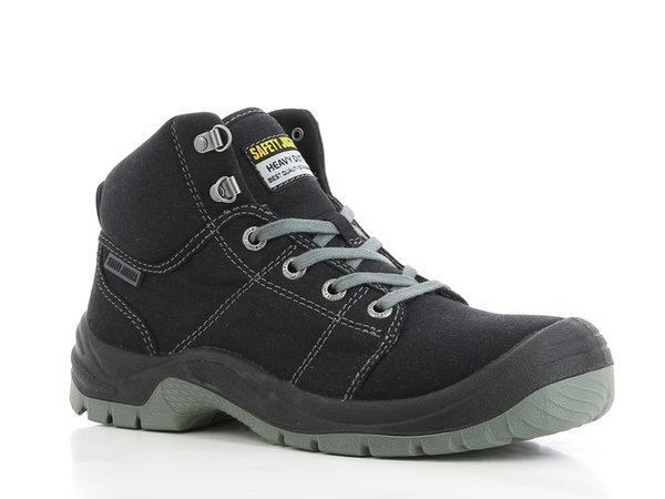 Sepatu Safety JOGGER DESERT 117 Black S1P Safetyjogger Shoes Original New Products