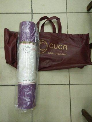 HARGA HEMAT Matras Yoga Premium Cuca 6mm