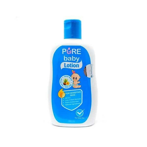 Pure baby lotion 80ml<br data-recalc-dims=