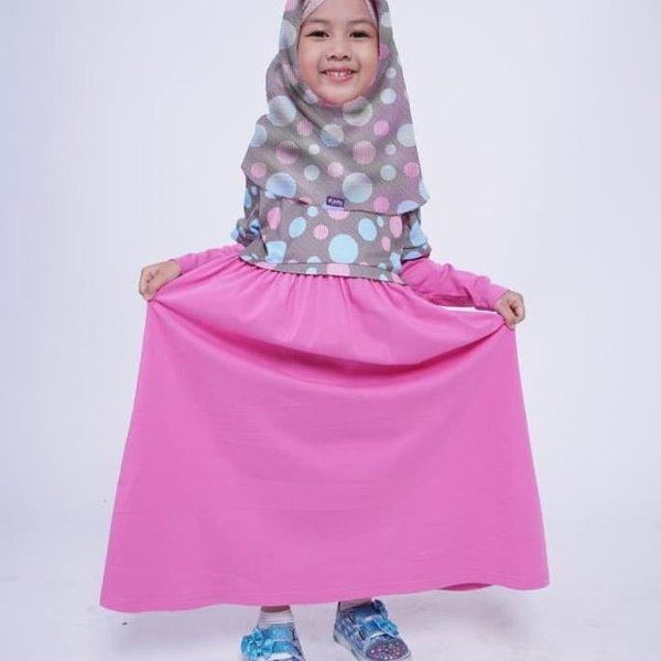 Bast Seller Baju Muslim Anak By Elzatta .. Ganara L Kaus Fanara - .