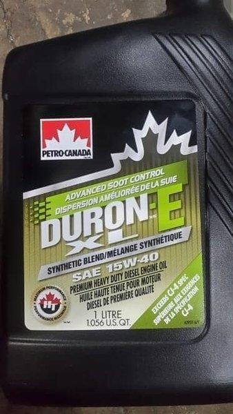 Keluaran Baru  Petro Canada Duron E XL 15W 4080103 Oli & Penghemat BBM