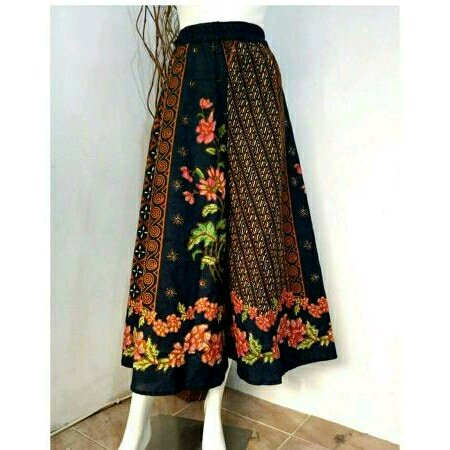 Celana Kulot - Kulot Batik - Celana Kulot Batik HAP