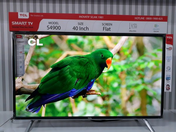 TCL 40S4900 smart tv