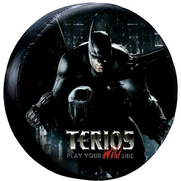 TUTUP-Sarung-COVER BAN Mobil Terios Batman Ready Stock