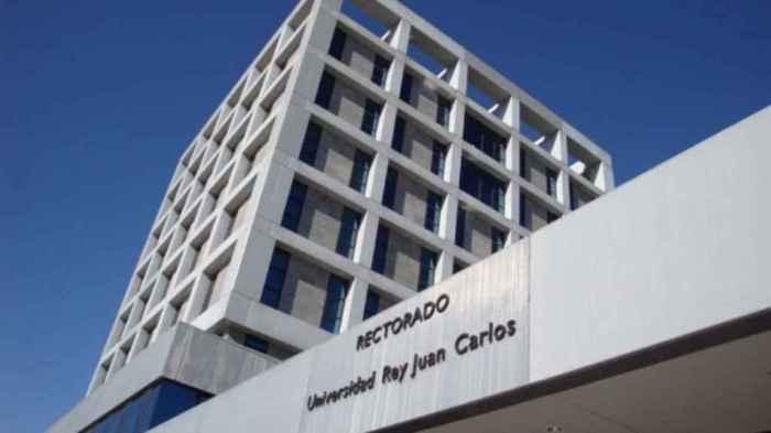 Rectorado de la Universidad Rey Juan Carlos de Madrid
