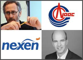 David Shaw, CNOOC, Nexen, Frank Brosens