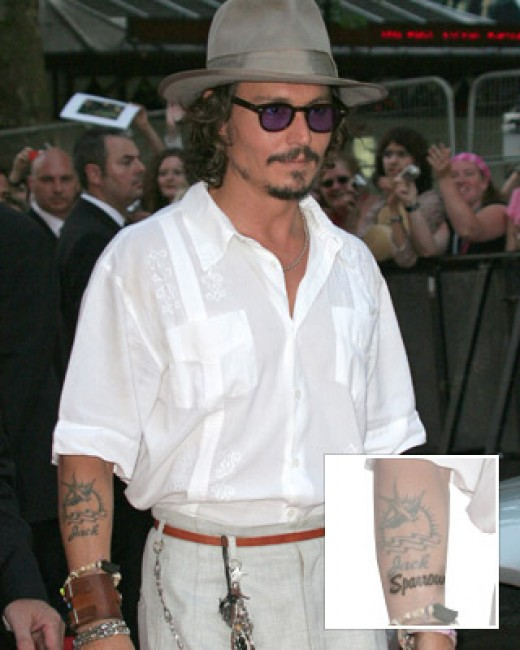 Old Johnny Depp deff looks fit for his age !