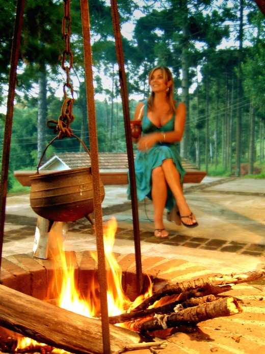 Step-by-Step Guide to Building an Outdoor Fireplace or ... on Building Your Own Outdoor Fireplace id=31272