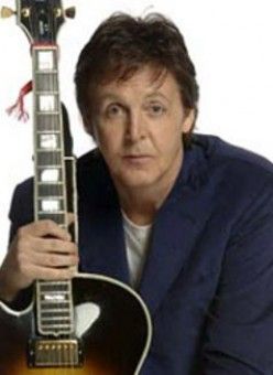 Born James Paul McCartney