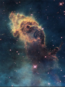 Young-stars-Flare-in-the-Carina-nebula   Breathtaking