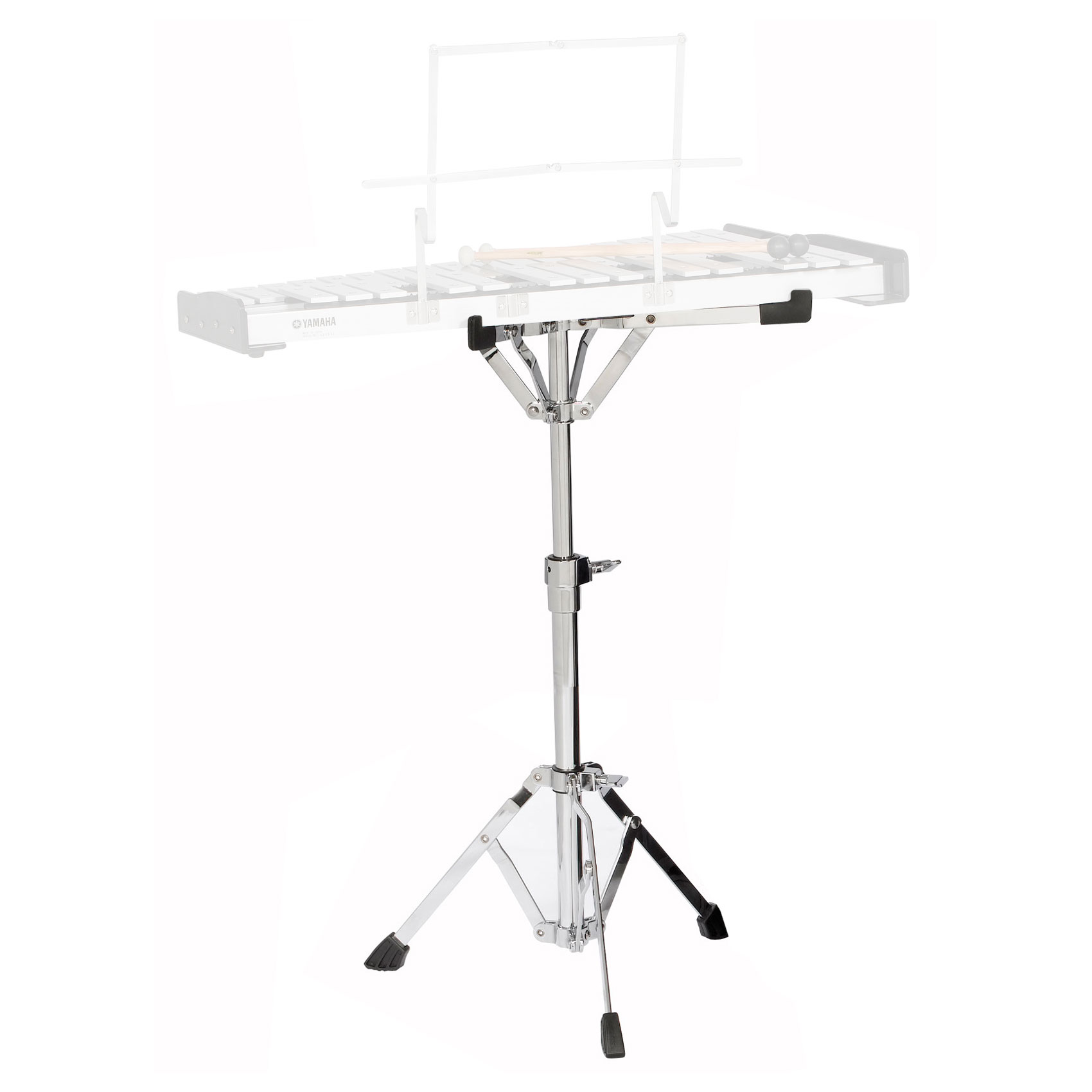 Yamaha Student Percussion X Style Bell And Pad Stand Spxs 20