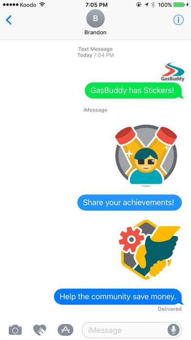 GasBuddy Screenshot
