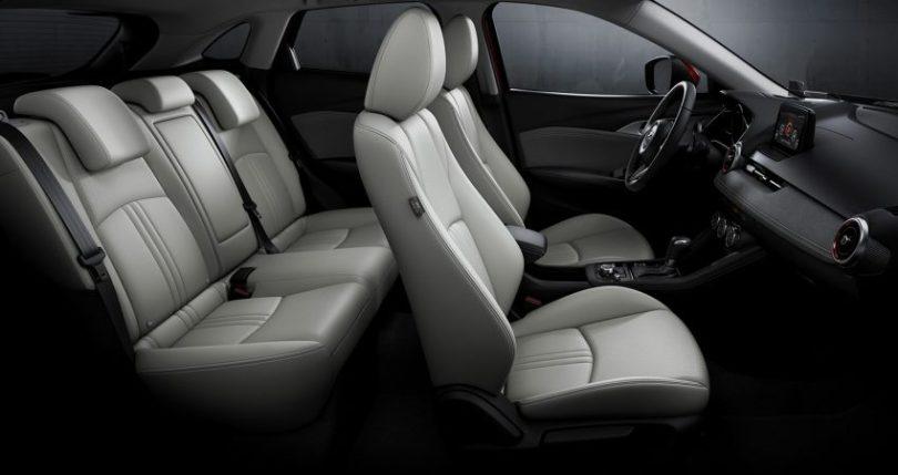 Mazda CX-3 小改款现身纽约车展,外观与内装小幅度修饰 Image #64324