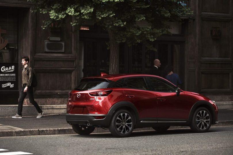 Mazda CX-3 小改款现身纽约车展,外观与内装小幅度修饰 Image #64314