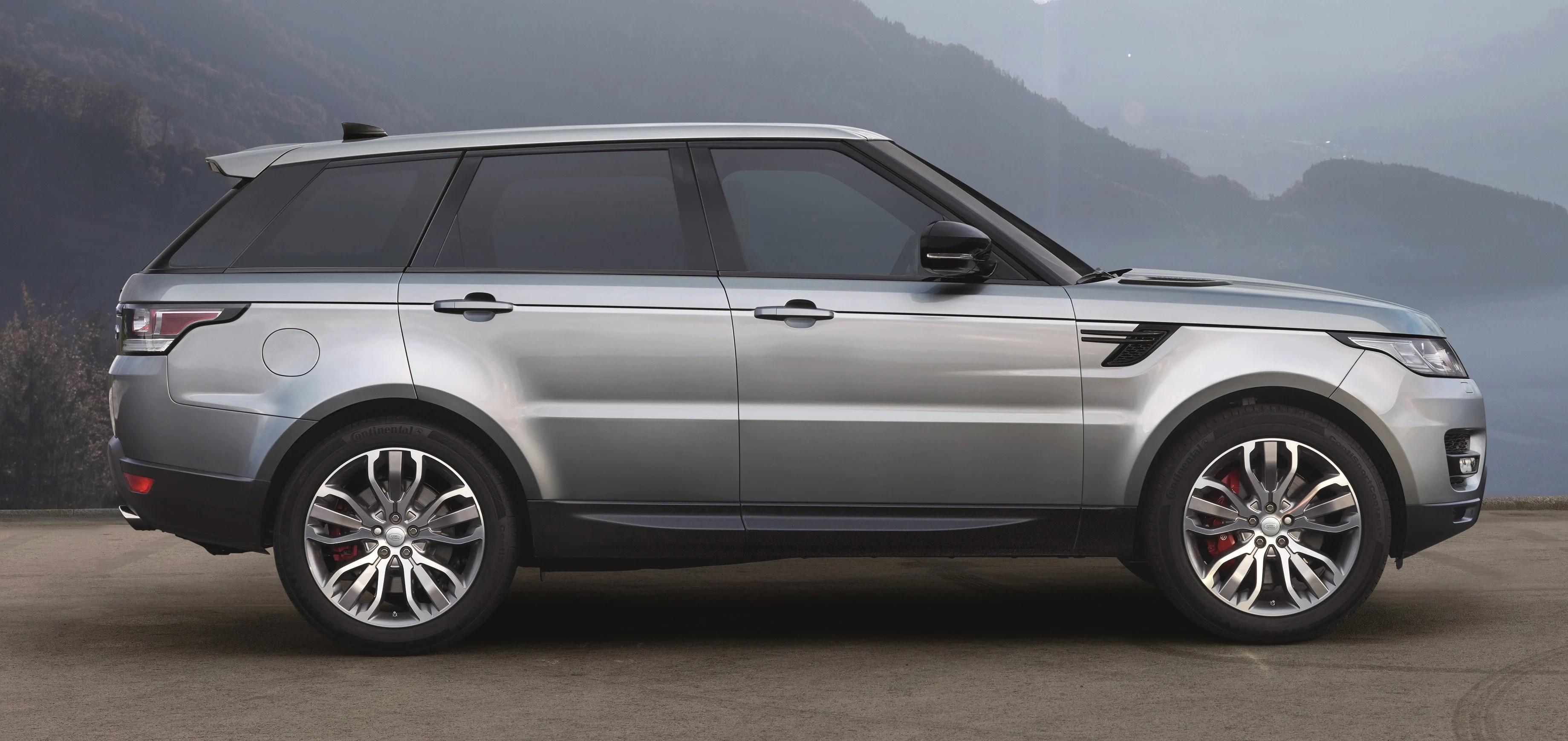 Range Rover Sport Turbo Auto Express