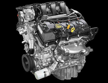 Ford Mustang Finally Dumps Ancient 40L V6