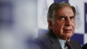 Tata Group Chairman Emeritus Ratan Tata attends a panel discussion during the annual general meeting of Indian Merchants' Chamber (IMC) in Mumbai, India, June 18, 2015. REUTERS/Danish Siddiqui/Files