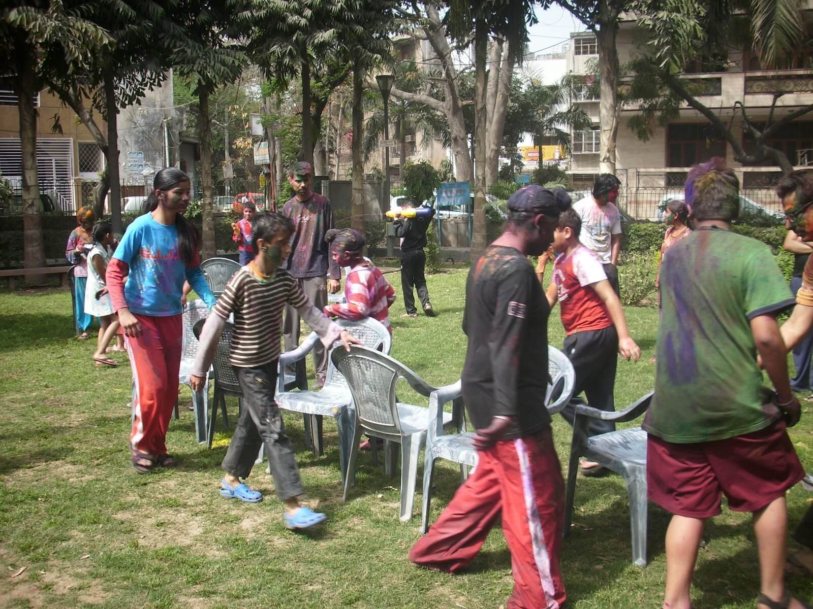 Good Outdoor Games Play