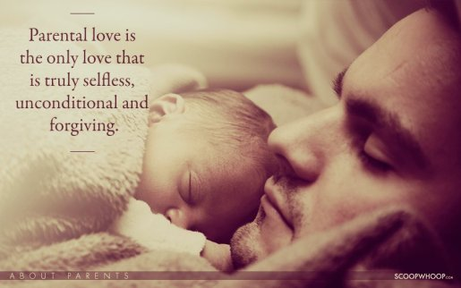 Image result for unconditional parent love