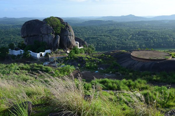 Kerala's Much Awaited Tourist Spot, Jatayu Earth's Center ...