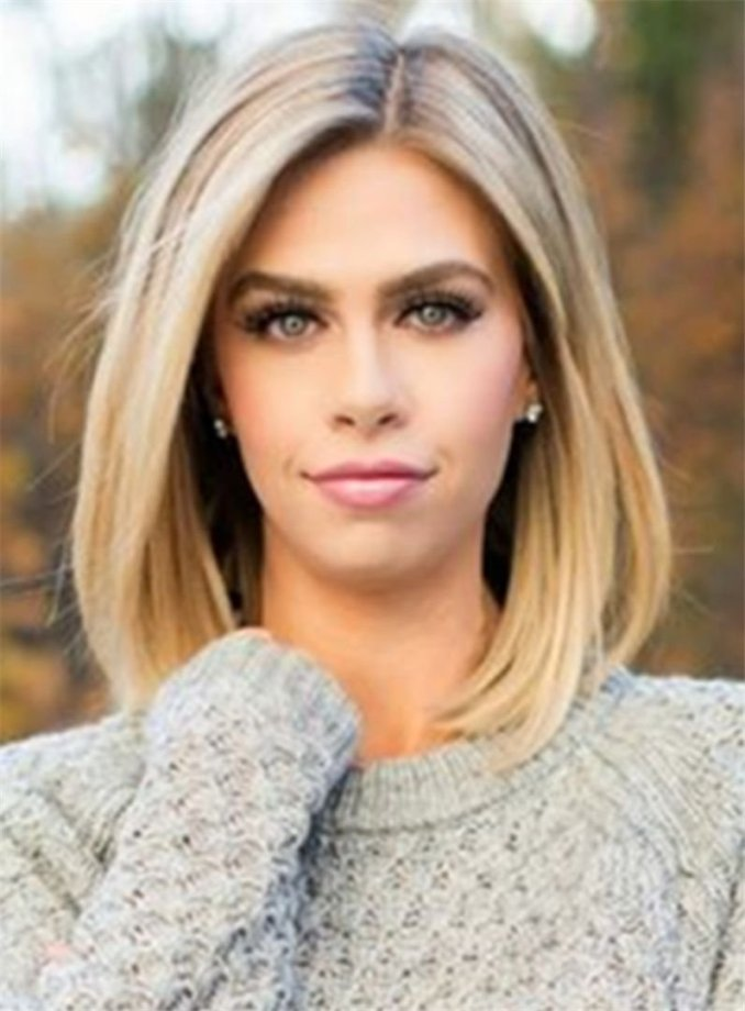8 trendy haircuts for girls with shoulder length hair to try