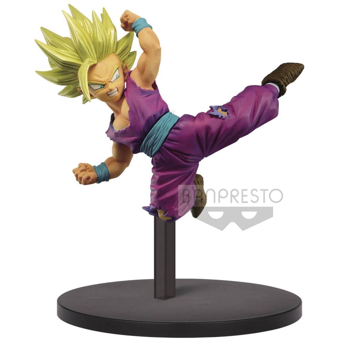 Statuetta Dragon Ball Super Chosenshiretsuden Vol.6 (B:Super Saiyan 2 Son Gohan) - Banpresto