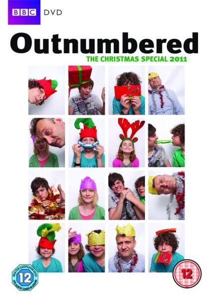 Outnumbered Series 4 Christmas Special DVD Zavvi