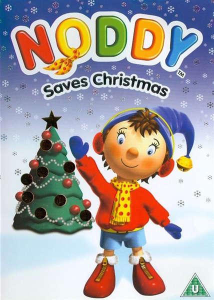 Noddy Saves Christmas DVD Zavvi