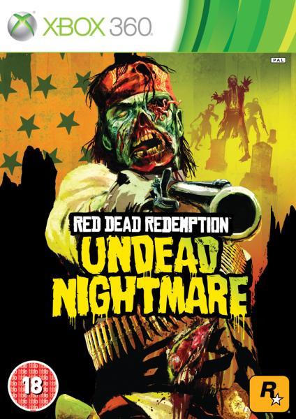 Red Dead Redemption Undead Nightmare Xbox 360 Zavvi