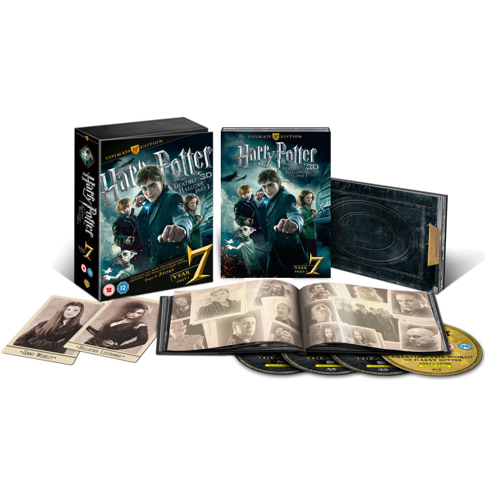Harry Potter And The Deathly Hallows Part 1 Ultimate