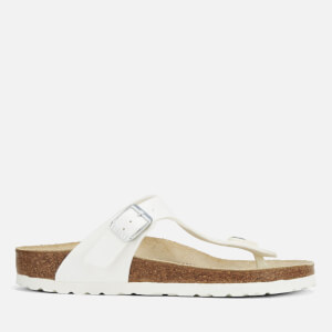 Birkenstock Gizeh Toe-Post Leather Sandals