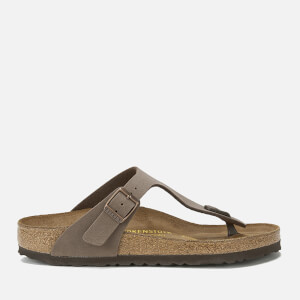 Birkenstock Women's Gizeh Toe-Post Leather Sandals