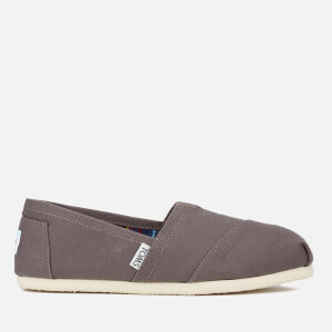 TOMS Women's Core Classics Slip-On Pumps - Ash