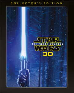 Star Wars: The Force Awakens 3D Collector's Edition