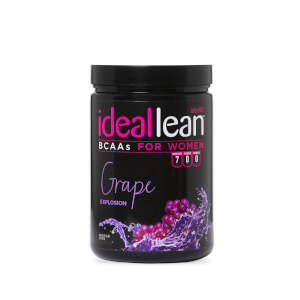 IdealLean BCAAs - Grape
