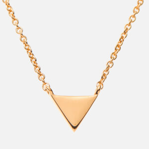 Missoma Women's Nexus Necklace - Gold