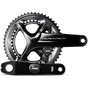 4iiii Precision Pro Dual Sidedパワーメーター - Dura Ace R9100