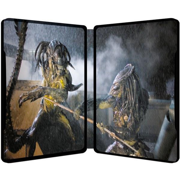 Alien Vs Predator 2 Requiem Steelbook Edition Blu Ray