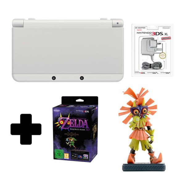Date Majoras Zelda 3ds Mask Release