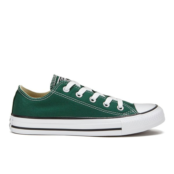 Men And Star Green Top Black Sneakers All Converse Mid Static
