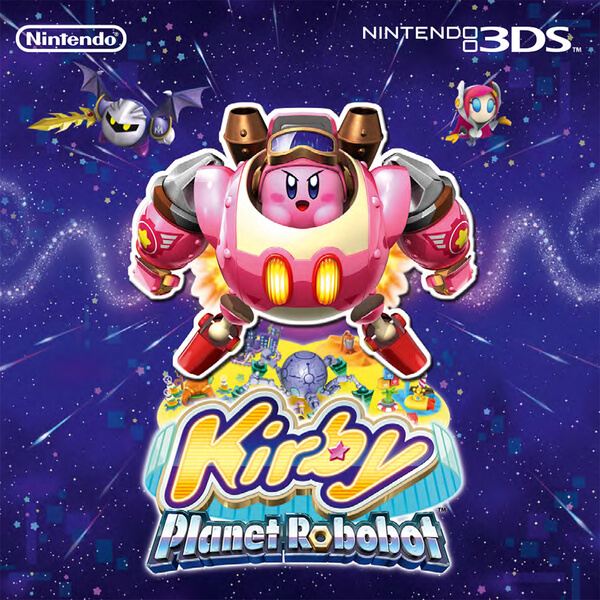 Kirby Planet Robobot Kirby Amiibo Kirby Collection