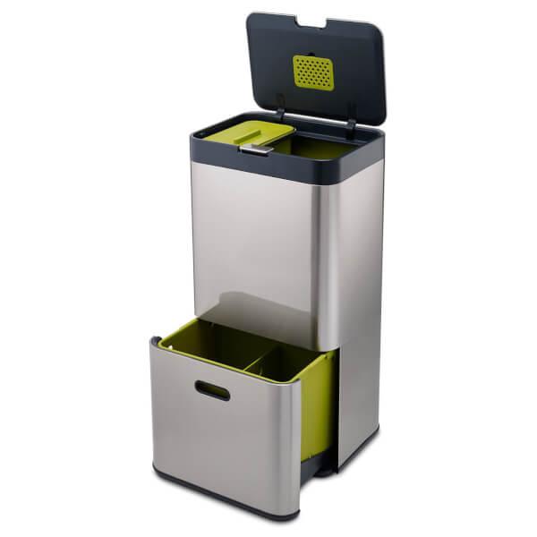 Intelligent Waste Totem (60L)