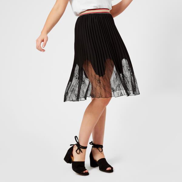 Guess Women's Polly Skirt - Jet Black