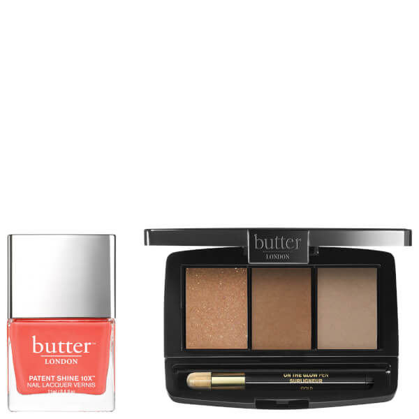 butter LONDON Jet Setter Set (Worth £43.00)