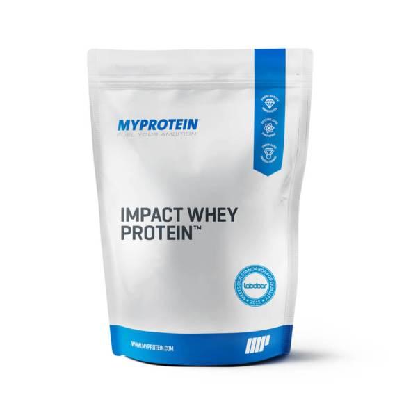 Impact Whey Protein - 2.5kg - Stevia - Fresa